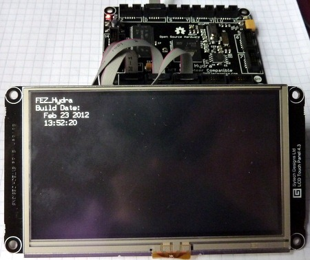 1080p HD TV on a Gadgeteer system – Tiny gadgets