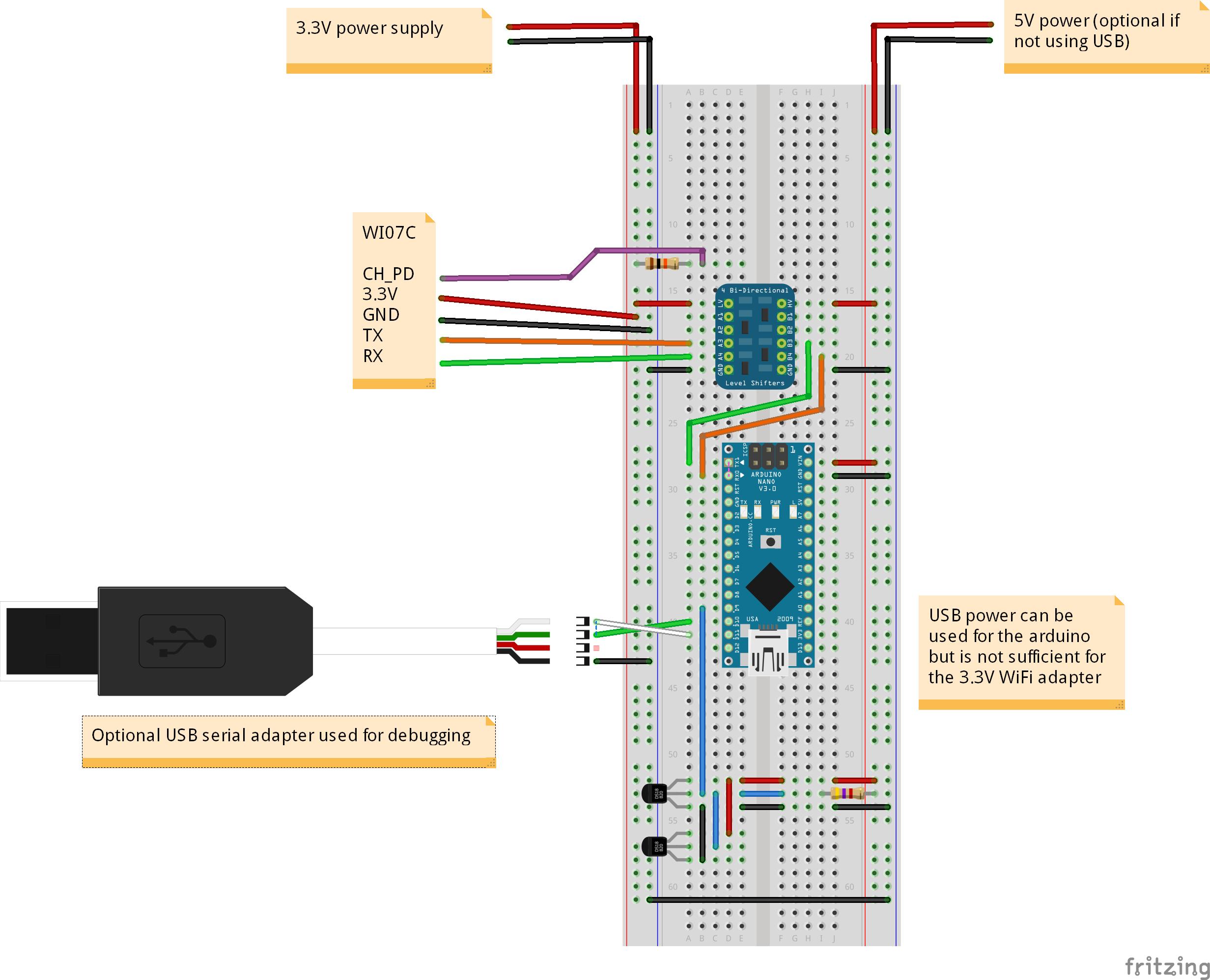ESP8266 – Tiny gadgets